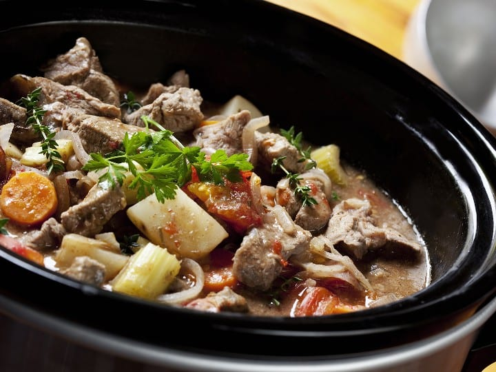 beef stew in slow cooker recipe
