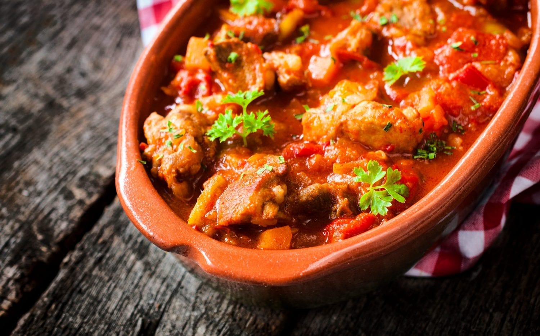 Hearty, Healthy One Pots: Peppery Winter Stew Recipe