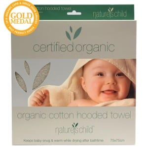 certified organic baby