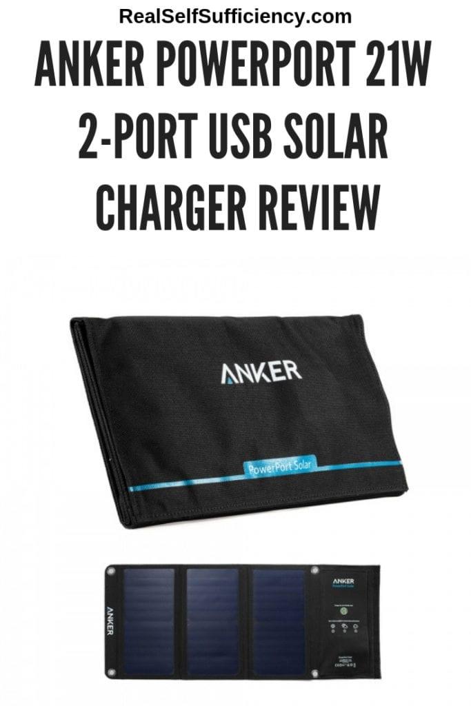 Instapark Mercury27 Portable Solar Charger