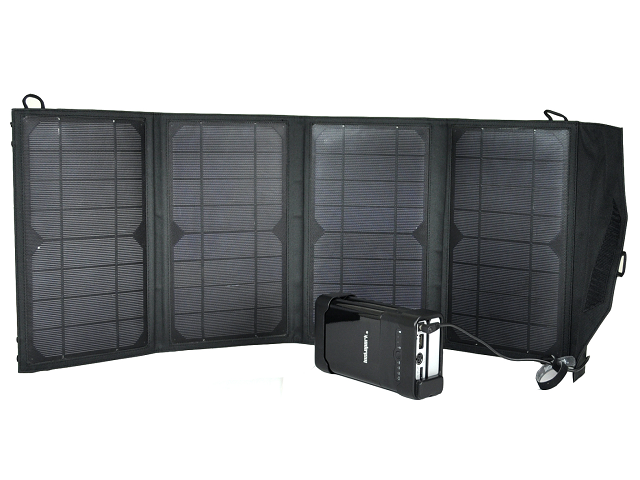 Review: Instapark Mercury27 Portable Solar Charger