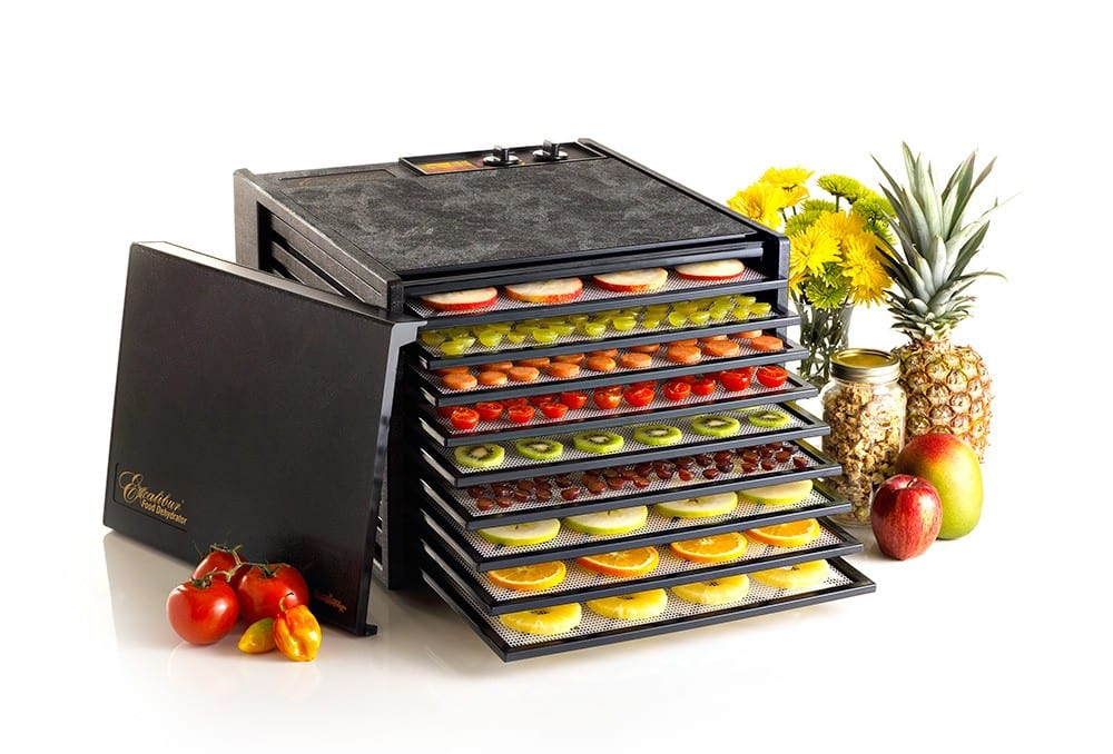 Dehydrator Review: Excalibur 3926TB