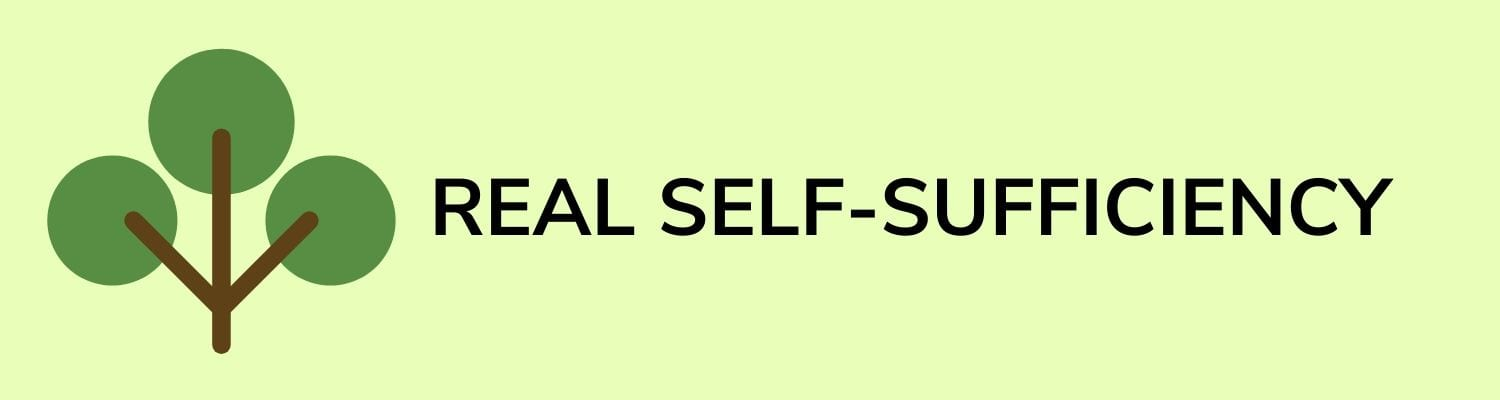 Real Self-Sufficiency