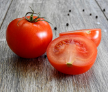 boiled tomato