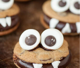 Chocolate Cookie Monsters