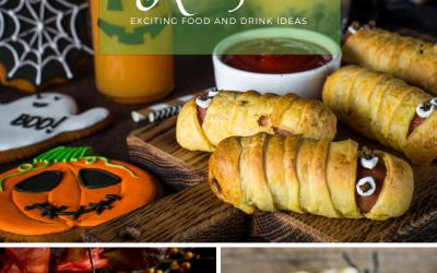 160 Halloween Recipes