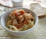 Chicken Tomato Herb Pasta