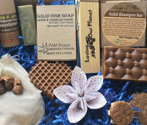 AM Soaps eco-friendly handmade subscription box