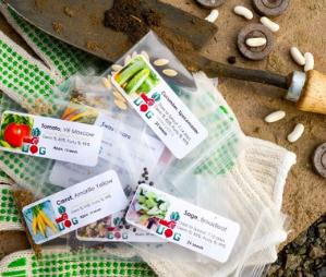 Urban Organic Gardener gift box for gardeners