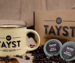 Tayst Coffee subscription box for coffee lovers