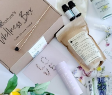 Nature's Wellness eco-friendly subscription box