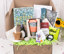 Earthlove eco-friendly subscription box
