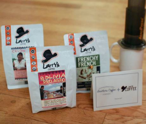Brothers Coffee Company coffee lover subscription box gift idea