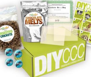 Bug Box novelty cooking subscription box
