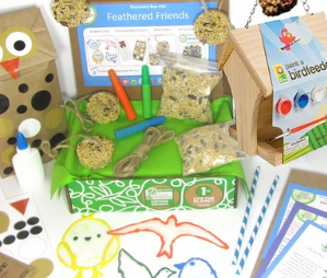 Green Kid Crafts eco-friendly educational subscription box for kids