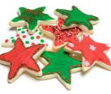 French vanilla sugar cookies