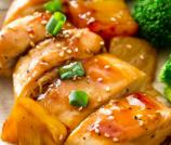 Baked Pineapple Teriyaki Chicken