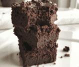 Double Chocolate Black Bean Brownies