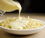 Flourless Cheese Sauce
