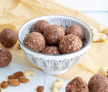 Fruit and Nut Chocolate Bliss Bites