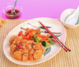 Gluten Free Baked Sweet and Sour Chicken