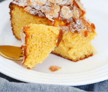 Gluten-Free Flourless Orange Almond Cake