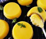 Quindim - Brazilian Coconut Egg Custard