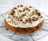 Spiced Carrot, Parsnip, and Orange Cake