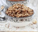 breakfast brown rice