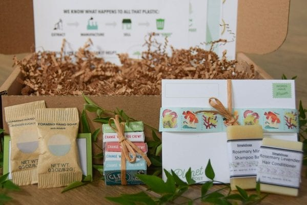 eco-friendly save the planet subscription box