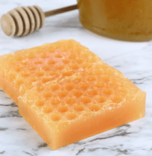 honeycomb melt and pour soap recipe