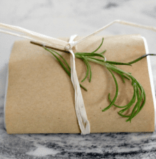 rosemary and lemongrass melt and pour soap recipe