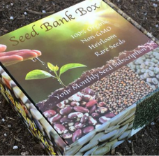 seed bank subscription box